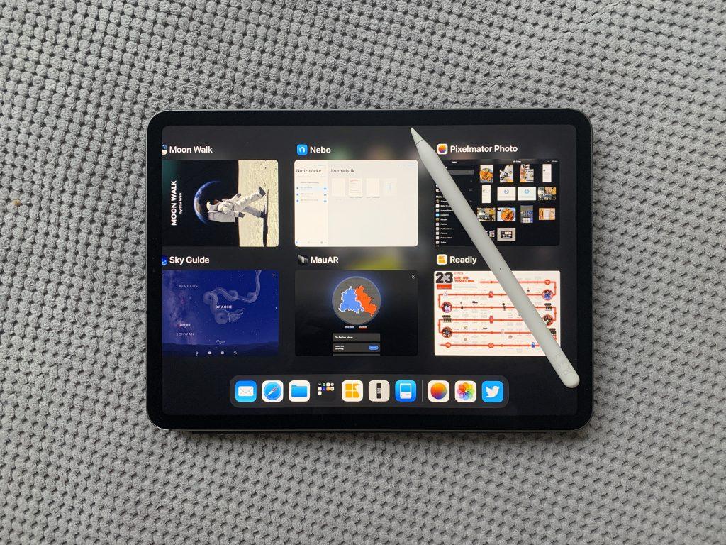 Meine Must-Have Apps für das iPad (Pro)