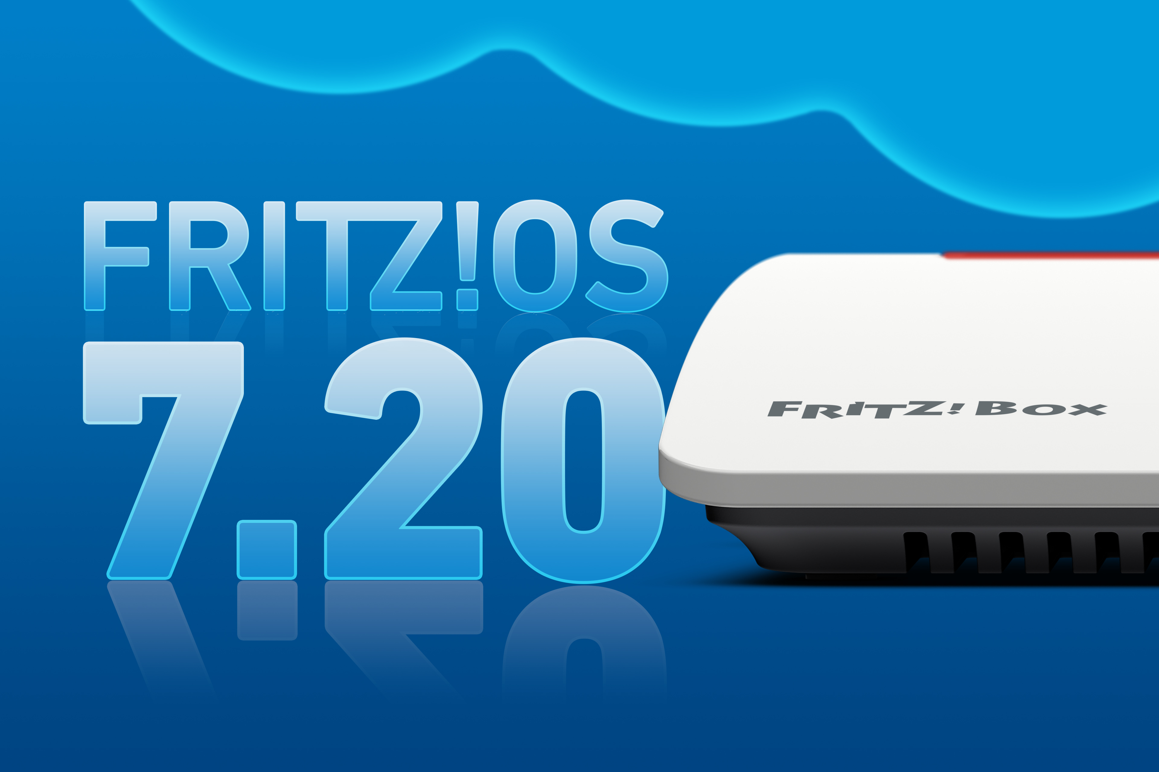 Das aktuelle FRITZOS 20.20 wird für die nächste FRITZBox ...